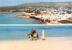 Tunisia Hammamet Tunisie General view Donkey Beach
