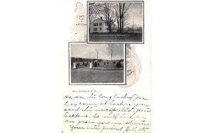 Birth Place of Samuel J Tilden New Lebanon, New York