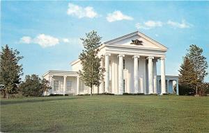 Shelburne Museum Vermont VT Electra Havemeyer Webb Memorial Building Postcard
