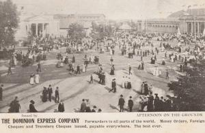 TORONTO , Ontario , Canada , 1900-10s ; Afternoon on the Grounds , C.N.E.