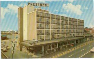 President Motor Hotel Sudbury Ontario Canada 99 Elm St West