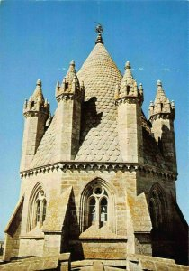 Portugal Evora The Cathedral Lantern Tower Postcard