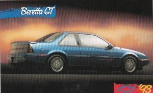 1993 Chevrolet Beretta GT