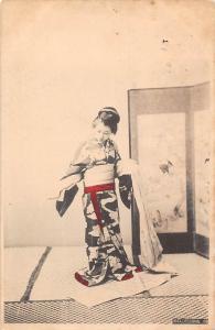Japan Geisha Dressing 1905