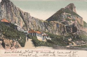 GIBRALTAR , Governor's Cottage , PU-1906