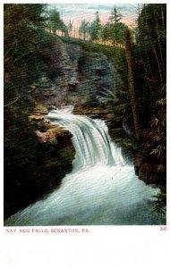 Pennsylvania Scranton Nay Aug Falls