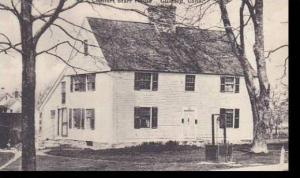 Connecticut Guilford Comfort Starr House Albertype