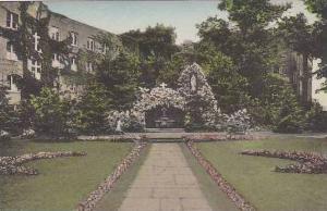 Michigan Orchard Lake Ss Cyril And Methodius Seminary Grotto Albertype