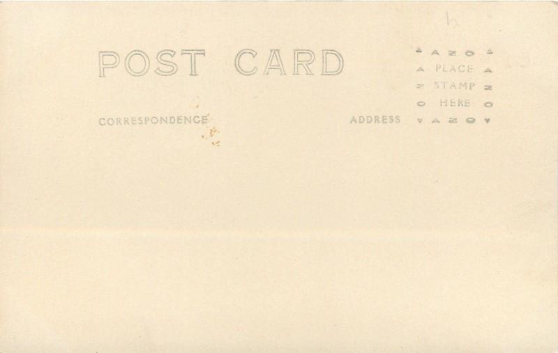 Vintage Real Photo Postcard~1920s Fashions~Ladies & Baby, Cloche Hat~RPPC