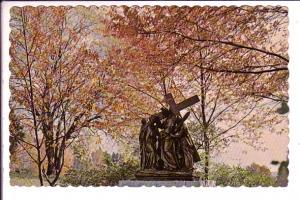 Fourth Station, Martyrs' Shrine, Midland, Ontario,