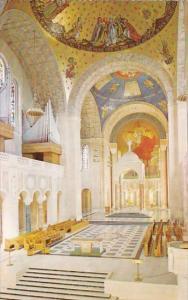 Washington DC The National Shrine Of The Immaculate Conception Sanctuary Of U...