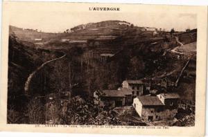 CPA  L'Auvergne -Ambert -La Vaure,réputée pour ses Gorges et la légende (221470)