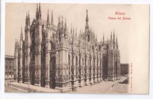 Milano Piazza del Duomo Italy Milan Cathedral UDB