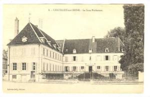 CHATILLON-sur-SEINE, France, 00-10s ; La Sous Prefecture