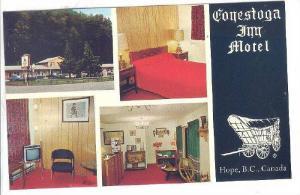 Conestoga Inn Motel, Vancouver, B.C.,  Canada, 40-60s