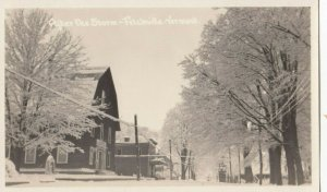 RP: FELCHVILLE , Vermont, 1900-10s ; After the Ice Storm
