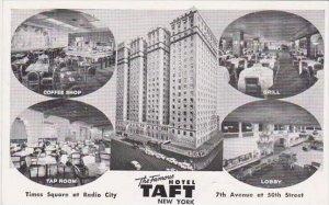 New York City The Famous Hotel Taft