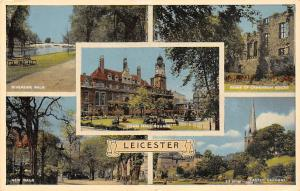 Leicester Riverside Walk, Cavendish House Ruins, Town Hall Square, Castle