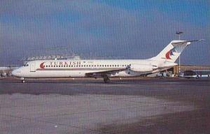 THY TURK HAVA YOLLARI McDONNELL DOUGLAS DC-9-32