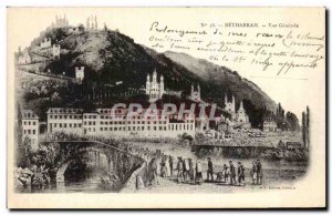 Old Postcard Betharram Vue Generale