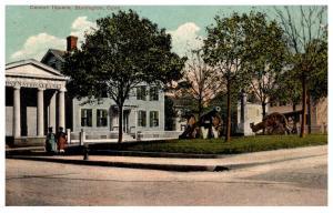 Connecticut  Stonington Cannon Square