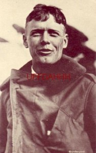 CHARLES A. LINDBERGH, CONQUEROR OF THE TRANSATLANTIC 50 1927 - 1977