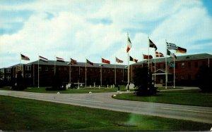 Virginia Norfolk NATO Headquarters Of The Supreme Allied Commander Atlantic