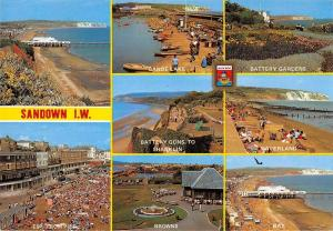 BR83571 sandown isle of wight   uk