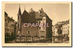 CARTE Postale Old Annecy Old Prisons