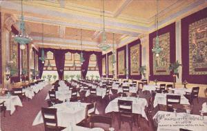 Cafe of Marquette Hotel , ST LOUIS , Missouri , PU-1910