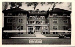 Massachusetts Mansfield The Mansfield Tavern Dexter Press