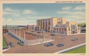 Nebraska Omaha Union Station Curteich