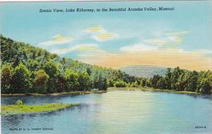 Missouri Lake Killarney Scenic View In Arcadia Valley Curteich