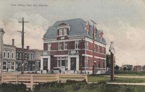 PARK HILL , Ontario, Canada, 00-10s ; Post Office