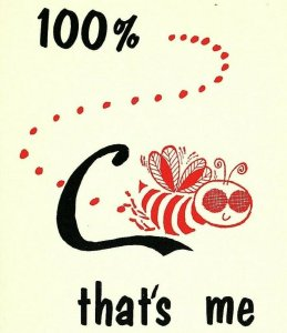 Vintage QSL Postcard   KPM 2352  Columbus, Ohio   Mike Trogus -T-