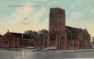 POMONA , California , PU-1913 ; Congregational Church