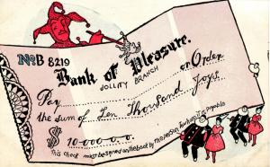 Fun Card - Bank of Pleasure