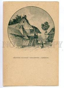 172231 CZECH RYCHNOVE KNEZNOU Vintage Advertising ZLATA PRAHA
