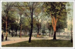 Third Ward Park, Lansing MI