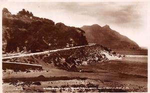 South Africa, Cape Town, Hout Bay, Entrance to Peak Road