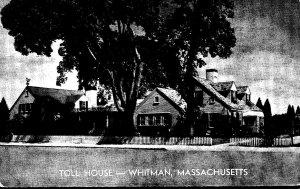 Massachusetts Whitman The Toll House Restaurant 1945
