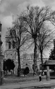 England (Nottingham) St. Mary's Church