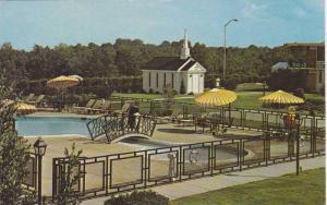 Holiday Inn, Swimming Pool, Forsyth, Georgia, 1940-1960s