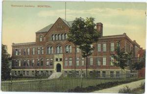 D/B of Westmount Academy Montreal Quebec QB
