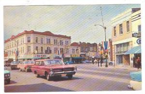 Street View , CHILLIWACK , B.C. , Canada , 1950-60s #3