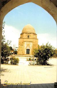 Uzbekistan Sumarkand Rukhabad's Mausoleum