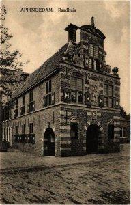 CPA APPINGEDAM Raadhuis NETHERLANDS (705917)