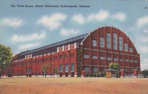Indiana Indianapolis The Field House Butler University