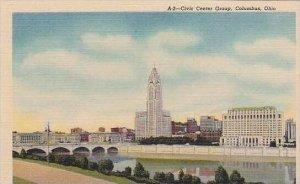 Ohio Columbus Civic Center Group