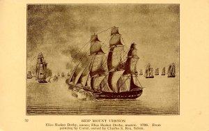 Ship Mount Vernon